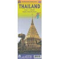 ITMB Wegenkaart Thailand