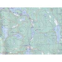 ITMB Wandelkaart Forbidden Plateau
