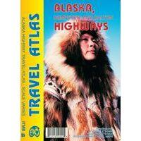 ITMB Wegenatlas Alaska Highways