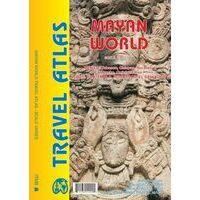 ITMB Wegenatlas The Mayan World