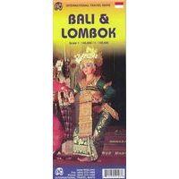 ITMB Wegenkaart Bali & Lombok