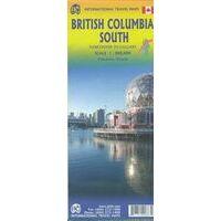 ITMB Wegenkaart British Columbia South