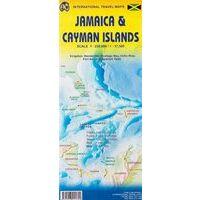ITMB Wegenkaart Jamaica