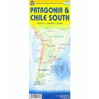 ITMB Wegenkaart Chili Zuid & Patagonië