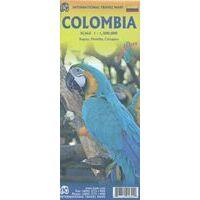 ITMB Wegenkaart Colombia
