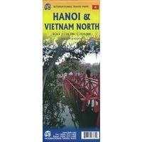 ITMB Wegenkaart Hanoi & Noord-Vietnam
