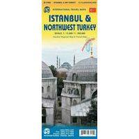 ITMB Wegenkaart Istanbul & Noordwest Turkije