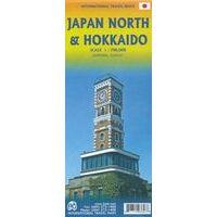 ITMB Wegenkaart Japan Noord & Hokkaido