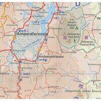 ITMB Wegenkaart Madagascar 1:1.000.000