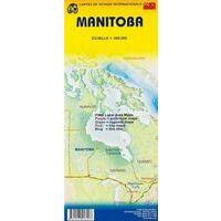 ITMB Wegenkaart Manitoba