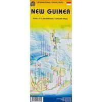 ITMB Wegenkaart Nieuw-Guinea