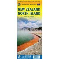 ITMB Wegenkaart Nieuw-Zeeland Noordereiland