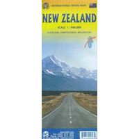 ITMB Wegenkaart Nieuw-Zeeland