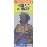 ITMB Wegenkaart Nigeria & Niger