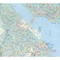 ITMB Wegenkaart Nova Scotia & Prince Edward Island