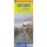 ITMB Wegenkaart Ontario