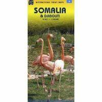ITMB Wegenkaart Somalië