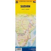 ITMB Wegenkaart Sudan - Soedan