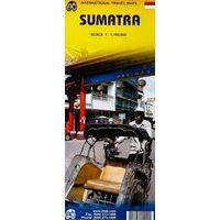 ITMB Wegenkaart Sumatra