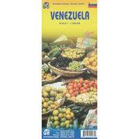 ITMB Wegenkaart Venezuela