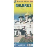 ITMB Wegenkaart Wit-Rusland