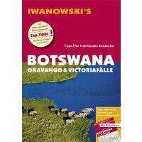 Iwanowski's Reisefuhrer Botswana, Okavango & Victorifalle