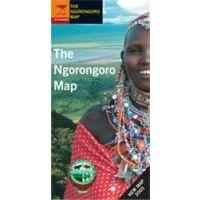 Jacanamaps The Ngorongoro Map