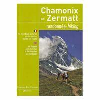 JM Editions Wandelgids Haute Route: Chamonix Zermatt