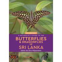 John Beaufoy Butterflies & Dragonflies Of Sri Lanka