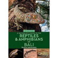 John Beaufoy Reptiles And Amphibians Of Bali