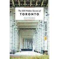 Jonglez 500 Hidden Secrets Of Toronto
