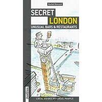Jonglez Secret London - Unususal Bars & Restaurants