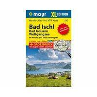 Mayr Wandelkaart 530 Bad Ischl XL