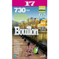Mini Ardenne Wandelkaart 17 Bouillon