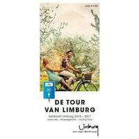 Toerisme Limburg Fietskaart Tour Van Limburg