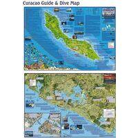 Franko Maps Franko's Curacao Map