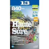Mini Ardenne Wandelkaart 13 Haute Sûre