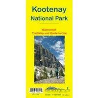 Gem Trek Wandelkaart Kootenay National Park