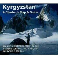 AAC Climbingmap Kyrgyzstan Kirgizie