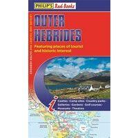 Kaarten Overig Landkaart Outer Hebrides Philips Map