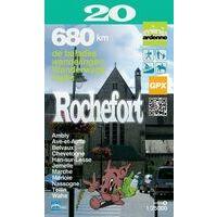 Mini Ardenne Wandelkaart 20 Rochefort