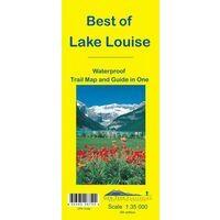 Gem Trek Wandelkaart Best Of Lake Louise