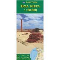 AB Kartenverlag Wandelkaart Boa Vista 1:50.000