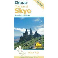 Footprint Maps Wandelkaart Isle Of Skye