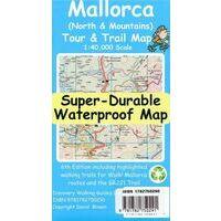 Discovery Walking Wandelkaart Mallorca North & Mountains