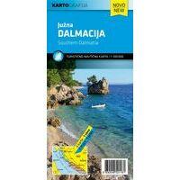 Kartografija Topografische Kaartset Dalmatische Kuststreek