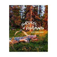 Karttakeskus FInland Forests Of Finland Book