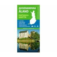 Karttakeskus FInland Wegenkaart Aland Islands - Ahvenanmaa