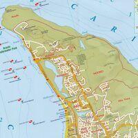 Kasprowski Maps Wegenkaart Aruba 1:28.000