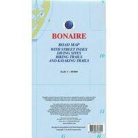 Kasprowski Maps Wegenkaart Bonaire 1:40.000